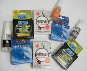 La banda retardante, condones, lubricantes y spray, supercondon.com.mx