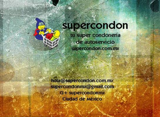 supercondon.com.mx publica en wordpress