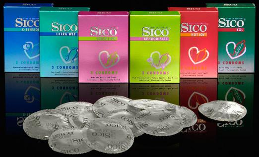 La línea Sico Wellness no se puede adquirir en México, entre otros productos marca Sico. supercondon.com.mx